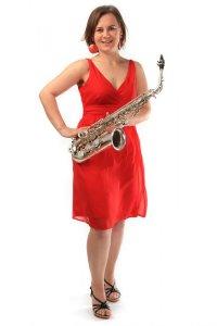 Barbara Burghart Sängerin Saxofon Gitarre