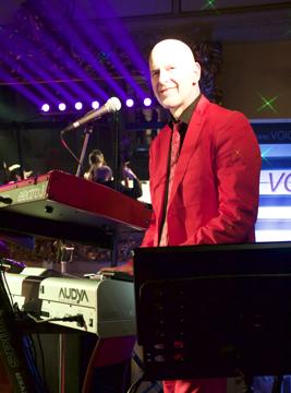 Christian Fürst, Voices And Music, Klavier, Akkordeon, Keyboard, Gesang, Hochzeitsband, Tanzband, Liveband