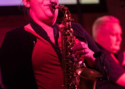 Saxofon, Sängerin, OÖ Hochzeitsmusik VoicesAndMusic,