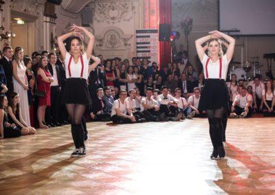 Tanzeinlage bei Maturaball HTL Leonding, Voices And Music