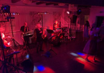 Hochzeitsmusik im Vedahof mit Voices And Music