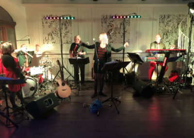 Tanzband Voices And Music im Vedahof Gramastetten