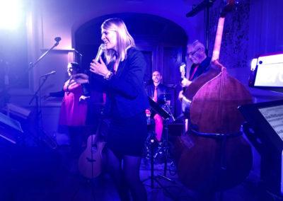 Hochzeitsband Voices And Music im Vedahof