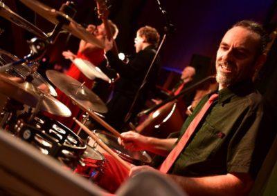 Othmar Hametner Drums, Weihnachtsfeier XMAS Traun Internorm