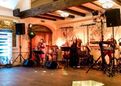Musikband am Vedahof Hochzeit