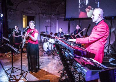 Ball der Kreuzschwestern_Linz_Palais, Tanzmusik Voices And Music,