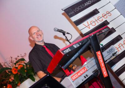 Christian Fürst Keyboard und Bandleader