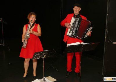 Duo Saxofon und Akkordeon Voices And Music