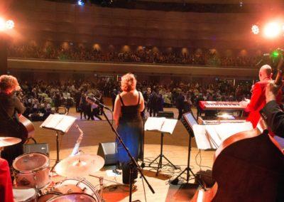 Maturaball HBLA Lentia Linz, Bruckner Haus, Tanzband Voices And Music