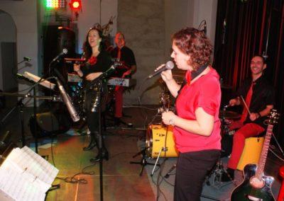 Livemusik Voices And Music bei Weihnachtsfeier