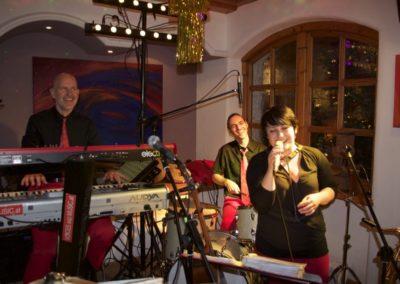 Hotel Krallerhof Salzburg Silvester Sängerin Livemusik