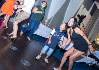 Tänzerinnen Partymusik