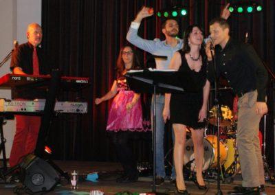 Tanzmusik Voices And Music bei Weihnachtsfeier Mühlviertel Freistadt Rohrbach