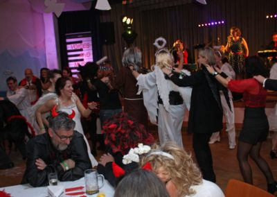 Tanzmusik mit Partyband Voices And Music, Polonaise, Wels, Eferding