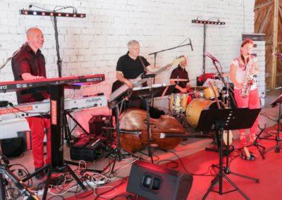 Firmenevent mit Partyband Voices And Music im Burnerhof Ansfelden