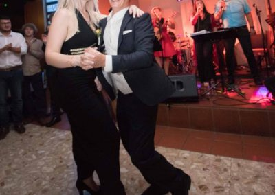 Musiker für Hochzeit, Tänzer