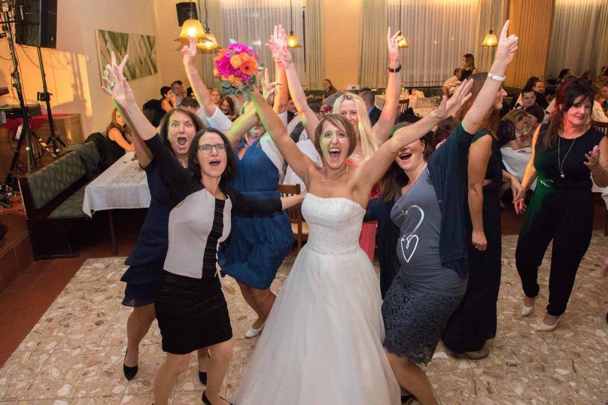 Braut, Hochzeitsgäste, Hochzeitsmusik Voices And Music, Partystimmung, Tanzfläche, Auftritt, Tanzband , Hochzeitsfeier, brautpaar