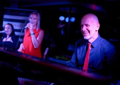 Voices And Music spielt am Donau Schiff, Linz
