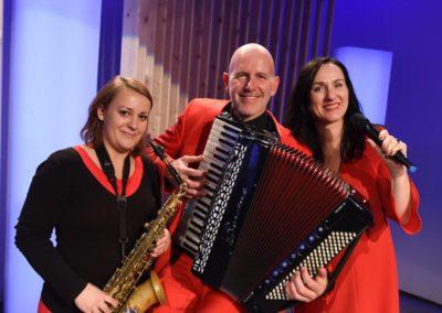 ORF OÖ, Trio Voices And Music, Linz, OÖ KRONE