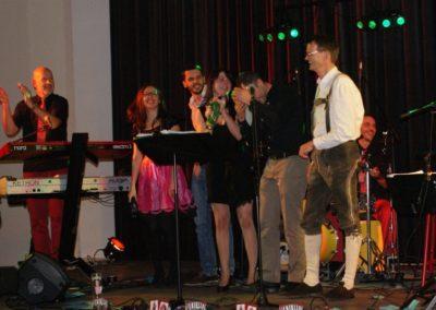 Firmenfeier Weihnachtsfeier in Freistadt Mühlviertel, Musikband Voices And Music
