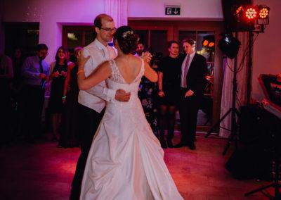 Eröffnungstanz Brautpaar Tanzband