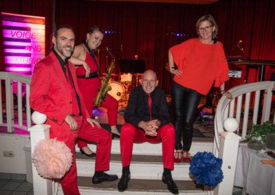 quartett voices and music bei hochzeitsfeier