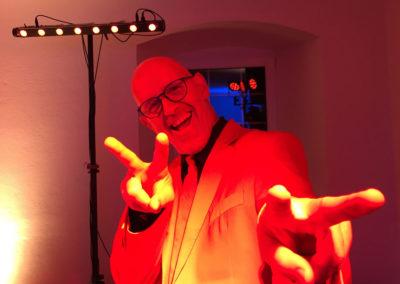 Bandleader Christian Fürst, Voices And Music