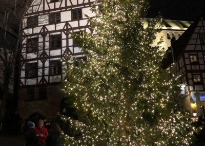Weihnachtsbaum-Christmastime