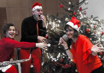 Weihnachtsfeier, Firmenfeier in Linz