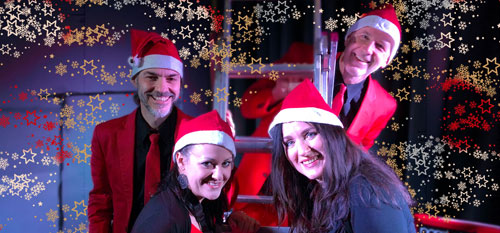 Band für Firmenfeier in Oberösterreich, Weihnachtsfeier Firmenjubiläum Firmenevent Voices And Music