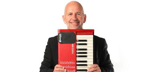 Christian Fürst Keyboard, Gesang, Akkordeon