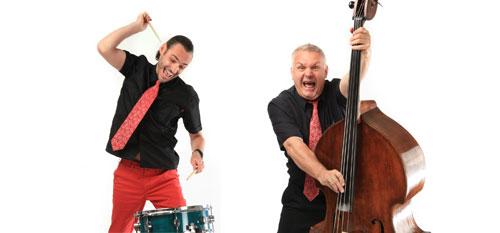 Othmar Hametner Drums – Christian Steiner Bass