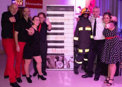 Feuerwehr Kommandant musikband