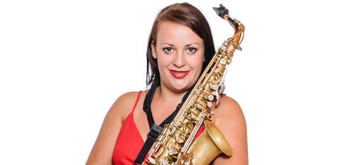 Helene Irauschek - Gesang, Saxofon, Querflöte, Gitarre