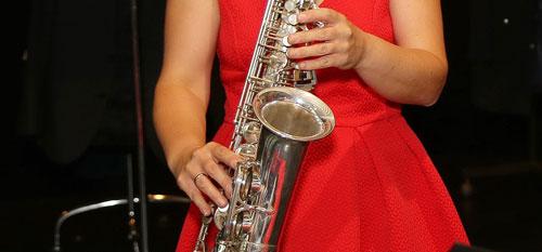 Voices And Music - Saxofon Hintergrundmusik, Agape, Sektempfang