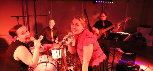 Live Band für Silvester und Gala, Eröffnungsfeier Voices And Music Hochzeit Band Event