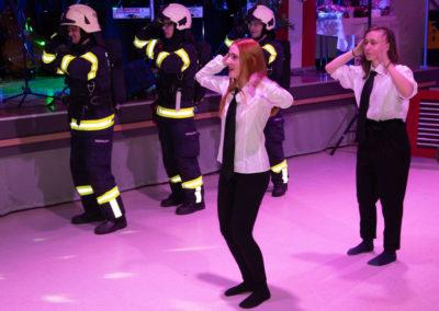 Feuerwehr taenzer Tänzer tanzband gallneukirchen