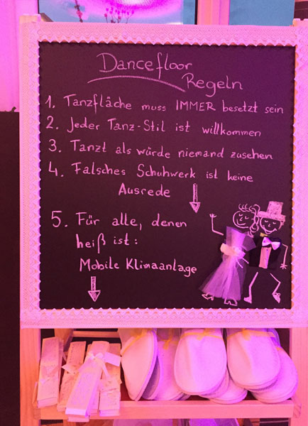 Dancefloor-Regeln-Partyband-Voices-And-Music