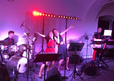 Partyband und Hochzeitsband Voices AndMusic