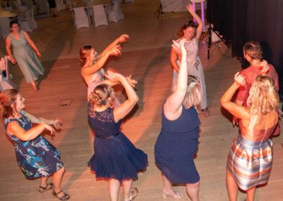 Ausgelassene Partystimmung mit der Hochzeitsmusik Voices And Music OÖ