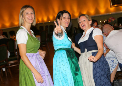 Weddingparty, 3 coolen Taenzerinnen, Hochzeitsparty,