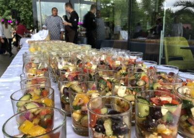 Catering - Büffet bei Firmenfeier, Linz Oberösterreich