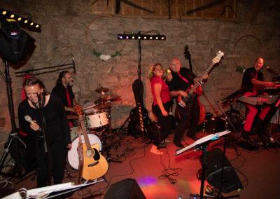 Hochzeitsband Partyband Voices And Music bei Hochzeitsfeier